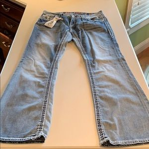 NWOT rock revival jeans